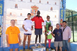 Podium Trillo