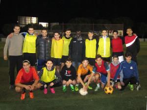 Escuela de Fútbol de Azuqueca de Henares
