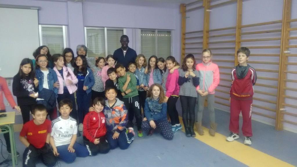 Visitas a escuelas 2017