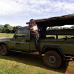 Monte Elgon, reportera de lujo.